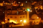 Ramadan lights in Nablus
